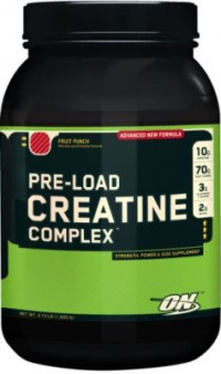 ON Pre-Load Creatine Complex, 1810гр