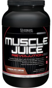 ULTIMATE Muscle Juice Revolution, 2120гр