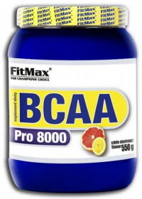 FitMax BCAA Pro 8000, 550 гр