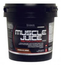ULTIMATE Muscle Juice Revolution, 5040гр
