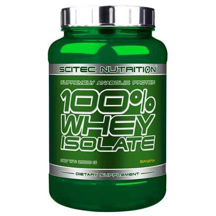 SCN 100% Whey Isolate, 2000гр
