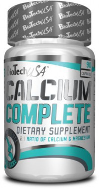 BTN Natural Calcium Complete, 90 капс