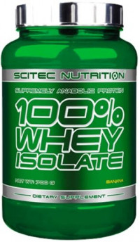 SCN 100% Whey Isolate, 700гр