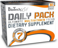 BioTech Daily PACK, 30 пак