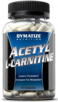 DYMATIZEAcetyl L-Carnitine 500mg, 90кап