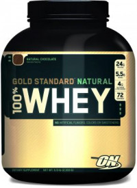 ON 100% Natural Whey Protein Gold Standard, 2270гр