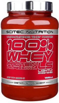 SCN 100% Whey Protein Professional, 2350гр