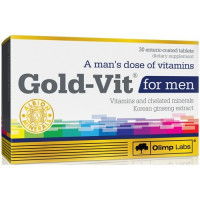 OLIMP Gold-Vit For Men, 30 таб