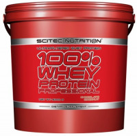 SCN 100% Whey Protein Professional, 5000гр