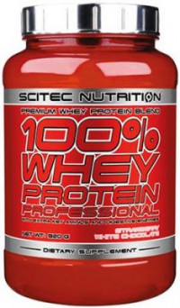 SCN 100% Whey Protein Professional, 920гр