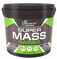 Powerful Progress Super Mass Gainer, 4000 гр