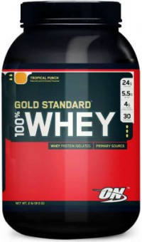 ON 100% Whey Gold Standard, 908гр