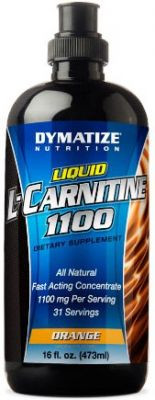 DYM Liquid L-Carnitine 1100, 473мл