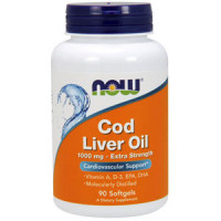 Cod Liver Oil 1000mg Extra Strength - 90caps