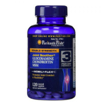 Glucosamine Chondroitin MSM Double Strength - 60tabs
