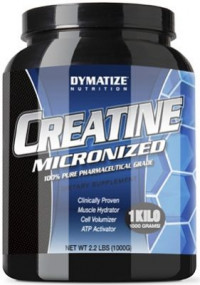 DYM Creatine Micronized, 1000гр