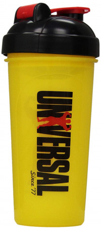 Shaker Universal - 700 ml Yellow